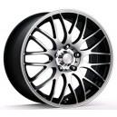 Trend 8503 8x18 5x114.3 ET43 Black Platinum