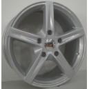 Trend 8501 7.5x18 5x114.3 ET45 Black Platinum