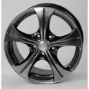 LF Works 264 7x17 5x114.3 ET43 Premium Hyper Black