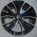 Trend MI507 9.5x20 5x130 ET48 Black Platinum Turbo S
